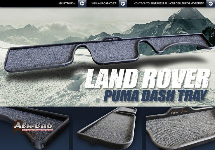 Land Rover Puma Dash Tray