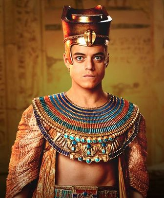 Rami Malek in Night At The Museum 3!!!!!