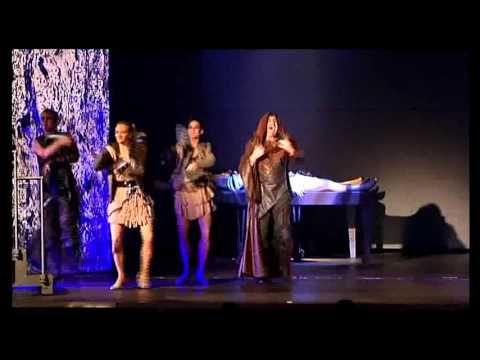muzikál Kat Mydlář (2012) - YouTube