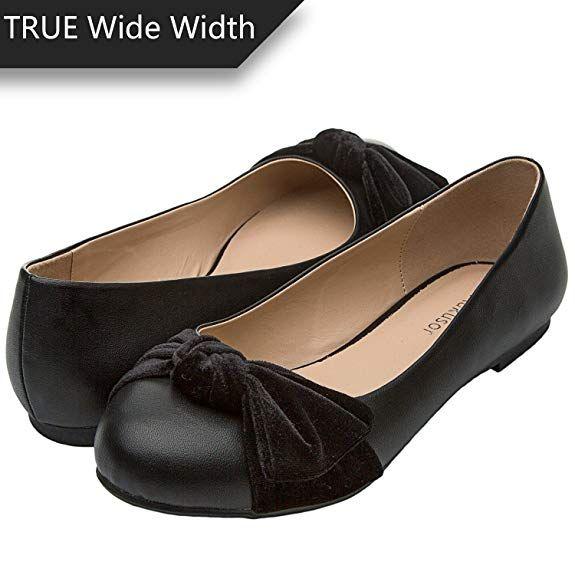 Comfortable Slip On Round Toe Ballet