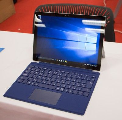 Surface Pro 4 #Surface_Pro_4