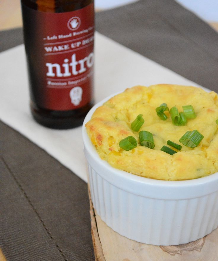 Fresh Corn Spoon Bread – A Thanksgiving Day must have!