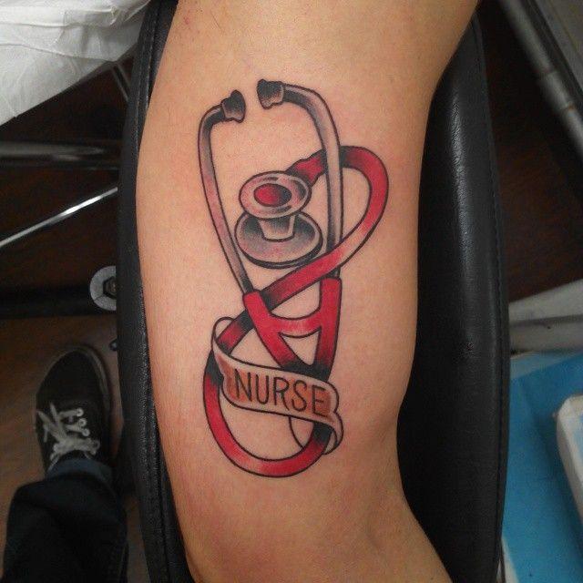 Tattoo Ideas Nurse: 44 Best Nurse Tattoo Images On Pinterest