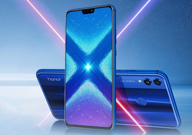Honor 8X: The New Medium Range Arrives With 6 5-inch Screen