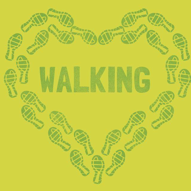... Walking on Pinterest | San jose, Power walking and Benefits of walking