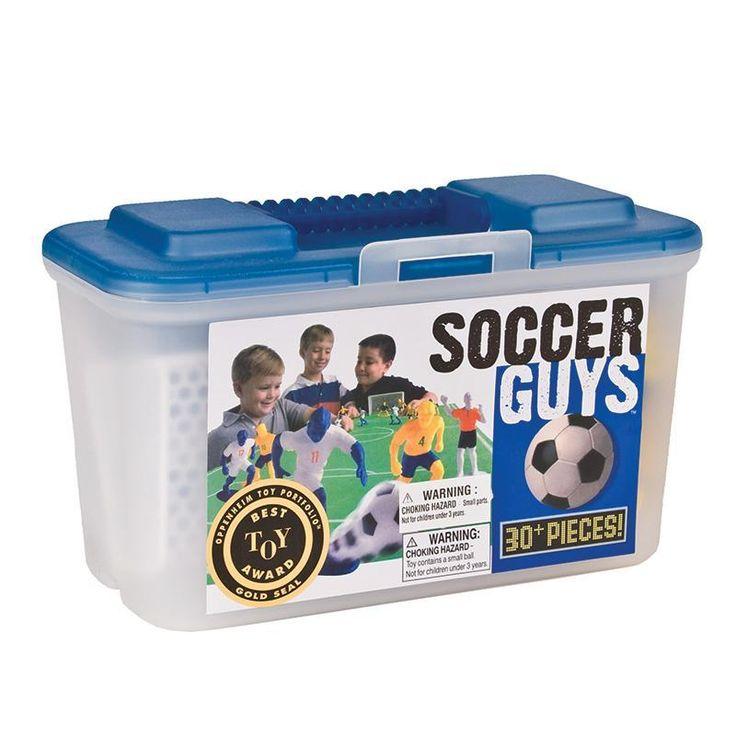 Creative Children-Soccer Guys-Imaginative Play