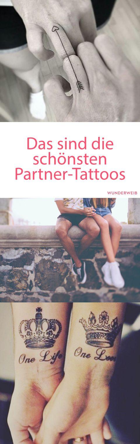 Partner-Tattoos: Das sind die schönsten Tattoo-Motive für Zwei