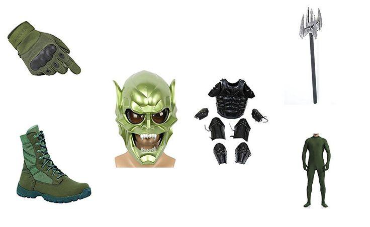 Green Goblin (Norman Osborn) Costume from Spider-Man