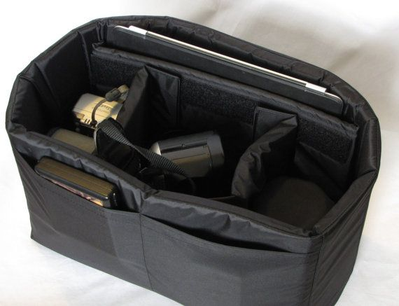 PreOrder Medium Adjustable Divider Camera Bag - Custom Sizes & Colors Available