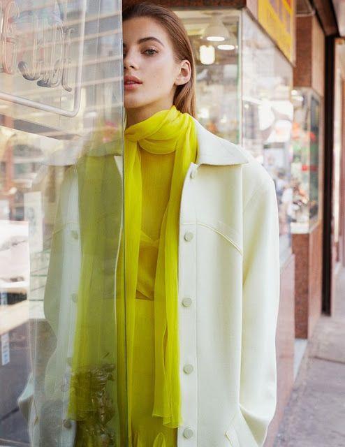 Valery Kaufman - Vogue Espanha Agosto 2017