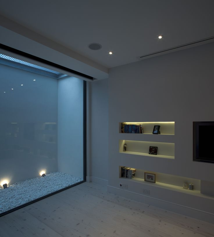 Basement #Lightwell | Private House | London SW6 | Giles Pike Architects