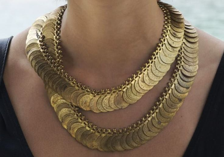Best 25+ Coin necklace ideas on Pinterest