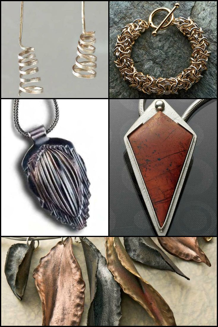 290 best jewelry making design techniques images on Pinterest