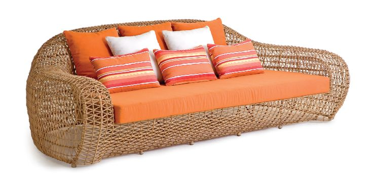 Kenneth Cobonpue : Collections : BALOU : Daybed Home
