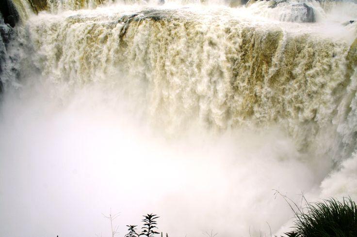 Devils throat, Iguazu Falls, Argentina