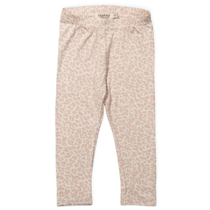 Leggings. 250,- Str. 74. Fås også hos: http://www.kids-world.dk/marmar-leggings-rosa-leo-p-72121.html og http://babyfryd.dk/faded-rose-leo-leggings-fra-marmar-17115003-p-20599.html og http://www.astaogalfred.dk/produkt/marmar-leggings-faded-rose-leo/