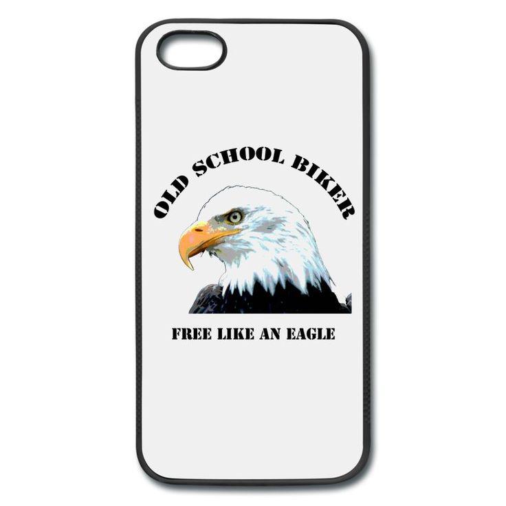 Biker sind frei wie ein Adler