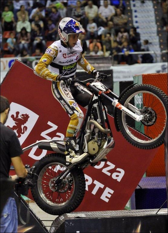 Adam Raga Motorcycle Trials
