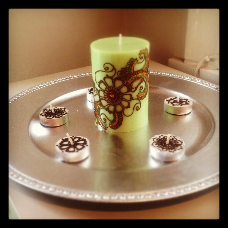 Mehndi Candles Personalised : Best ramadan eid mubarak images on pinterest