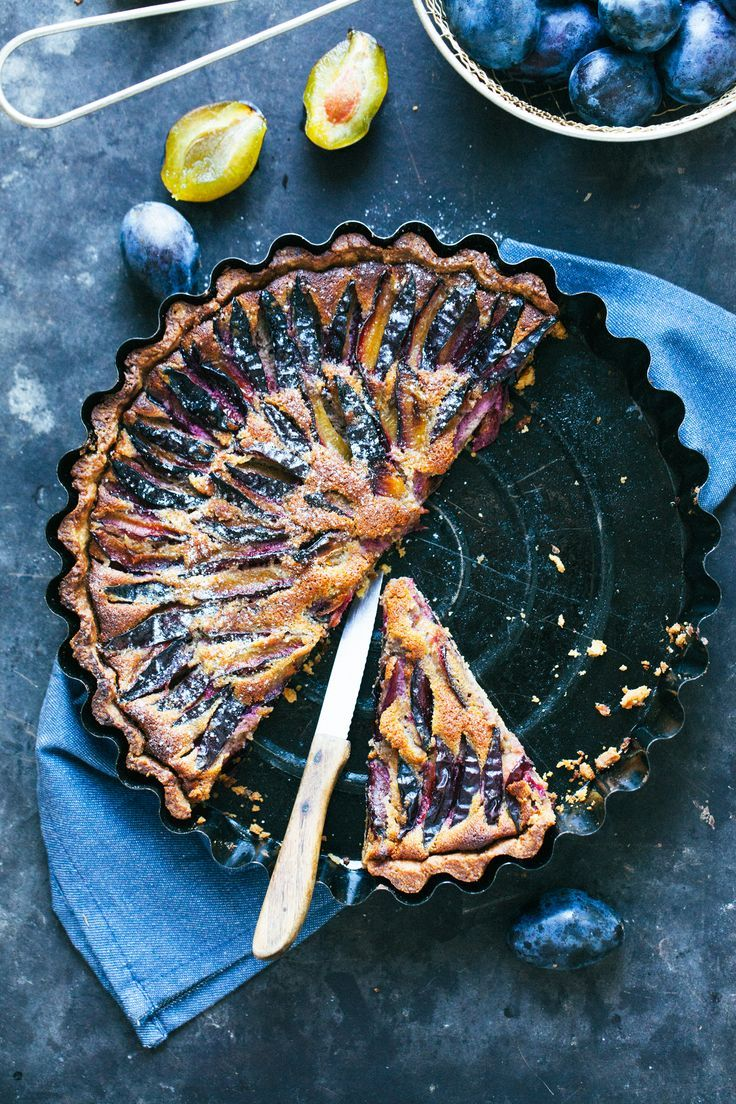 1782 Best Sweet Tooth Images On Pinterest Cakes Easy Cake Recipes Persimmon Pie Lemonhead Lip Smack Box Super Rustic Plum Walnut And Honey Tart Walnuts Plums