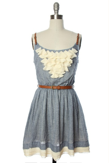 country dress Bride's maid dress??