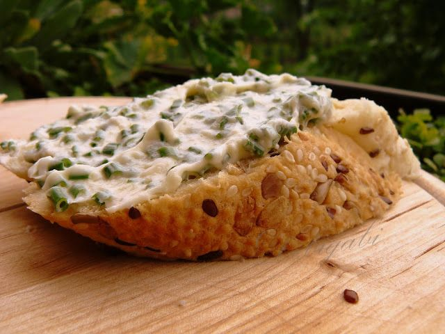Vegyes saláta: Snidlinges vajkrém