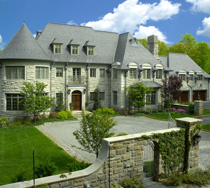 Greenwich Ct Luxury Mansions