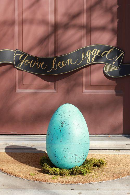 Giant Easter Egg | The House That Lars Built