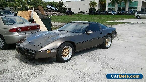 1985 Chevrolet Corvette Base Hatchback 2-Door #chevrolet #corvette #forsale #unitedstates