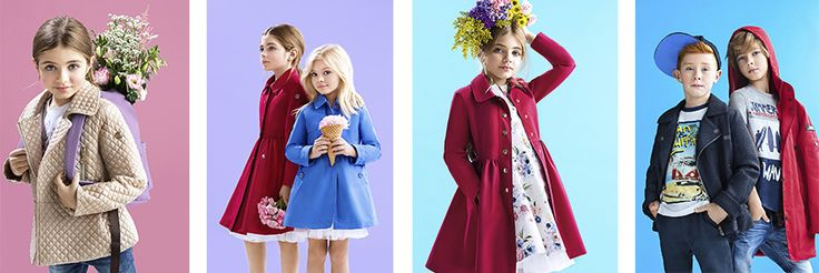 Детская одежда Pulka