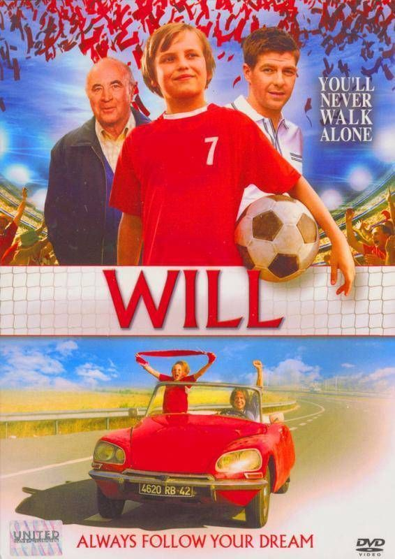WILL [DVD R0] Bob Hoskins, Jane March, Steven Gerrard, Coming of Age Drama