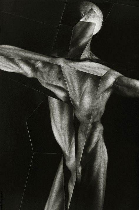 Frank Rheinboldt. Self-portrait. 1999