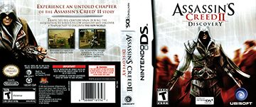 Assassin's Creed II: Discovery (DS) - The Cover Project