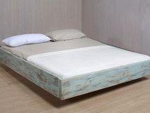 Bauholz Bett Cellettes 160 x 200 cm