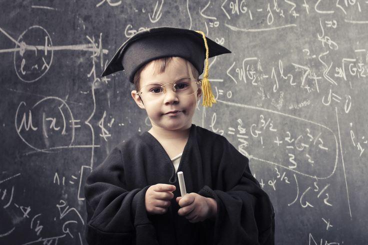 Знаете ли Вы, что многих гениев в детстве считали умственно отсталыми? (факты из биографий) » Женский Мир
