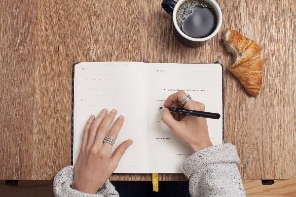 Journaling to Reduce Stress and Anxiety. Try these journaling prompts to stop ruminating, worrying, gain awareness of physical symptoms of anxiety, and change cognitive distortions.