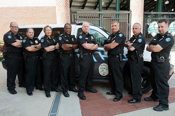 Alliedbarton Security Uniforms