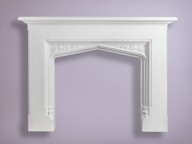 Stevensons of Norwich  - FP5 Stoneleigh - Arts and Crafts Fireplace