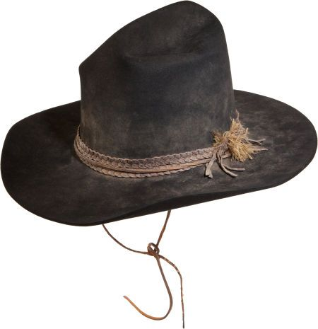 "A Nudie's Cowboy Hat from ""Rooster Cogburn."" worn by John Wayne...hmmm might add this to the tattoo"