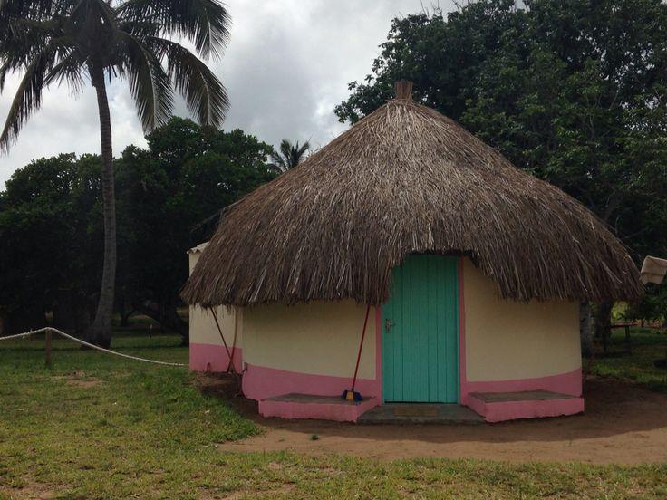Local happy village dwelling