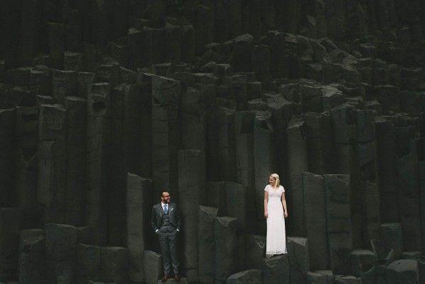 Breathtaking Iceland Honeymoon Photo Shoot | Image by Sara Rogers