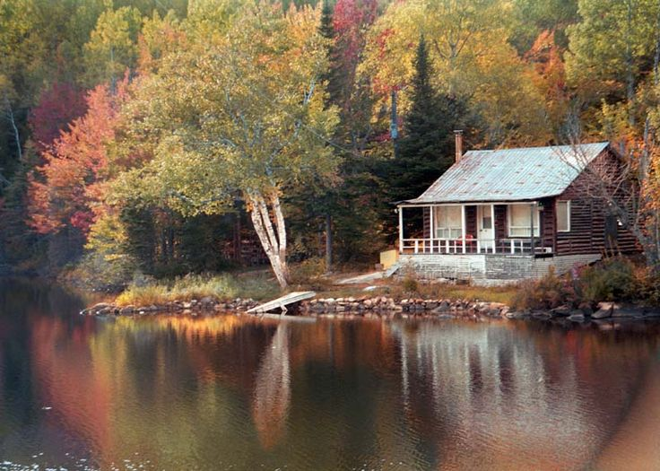 Ma cabane au Canada de Givet