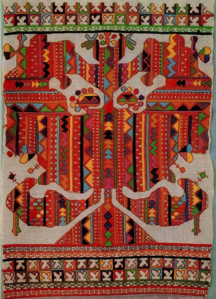 Народное искусство каргопольской земли » Перуница
