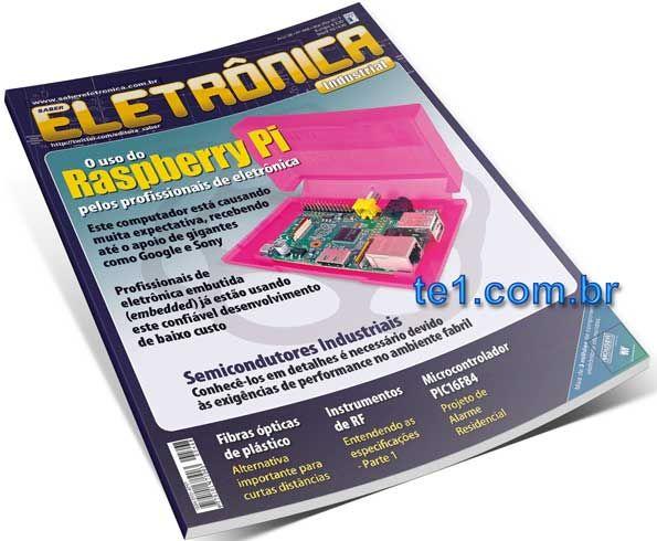Download revista saber eletrônica 468 em PDF – Raspberry Pi e Alarme residencial com PIC