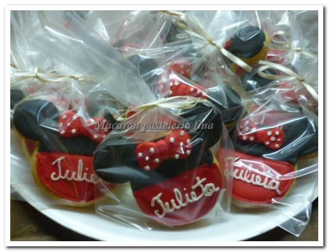 "Galletitas ""Minnie"""