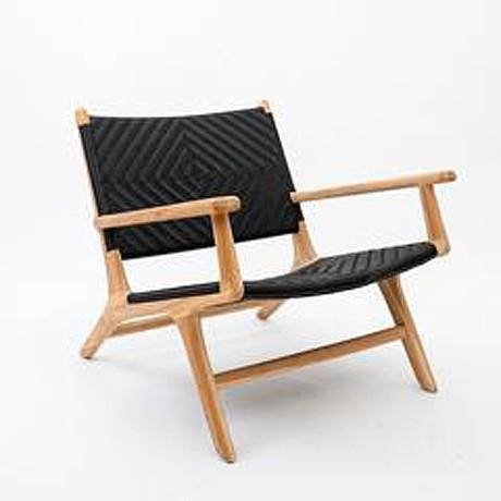 CHAIR | Kensington In Black By Barnaby Lane. Accent ChairsLounge ChairsOutdoor  FurnitureFolding ...