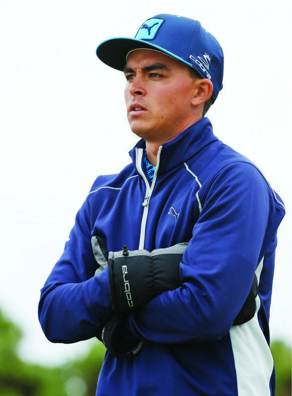 Rickie Fowler (Photo: Jon Super/AP Images)