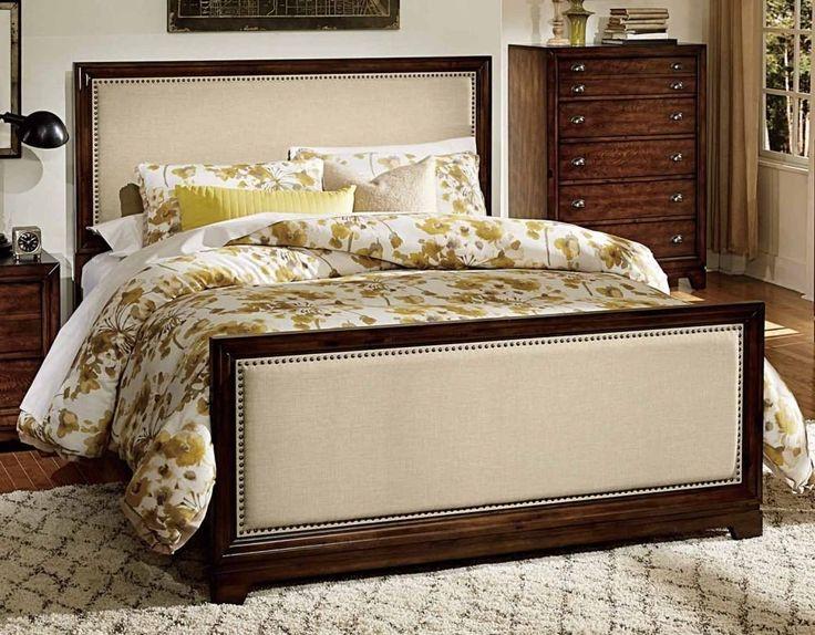 Homelegance 1810F 1 Country Cherry Wood Kids Full Bed Linen Fabric. Best 25  King bed linen ideas on Pinterest   Bed pillow