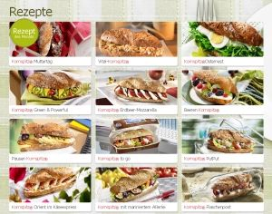 Entdecke unsere vielfältigen Kornspitz® Snack Rezepte!