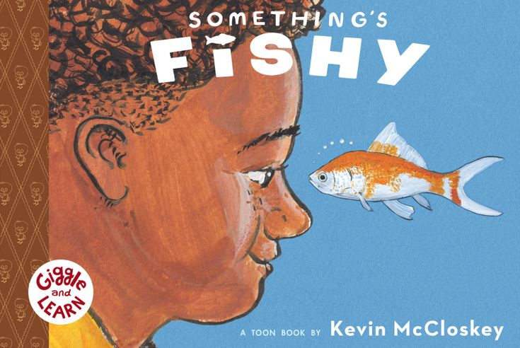 (TOON) The facts behind a fish that's worth its weight in gold. Some fish breathe air and some fish fly, but the most wonderful fish of all turns out to be the one you've got at home. In another offering of the beloved Giggle and Learn series, Kevin McCloskey blends science, art, and comedy to reveal the true story behind the common goldfish.